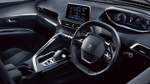 NEW PEUGEOT i-Cockpit