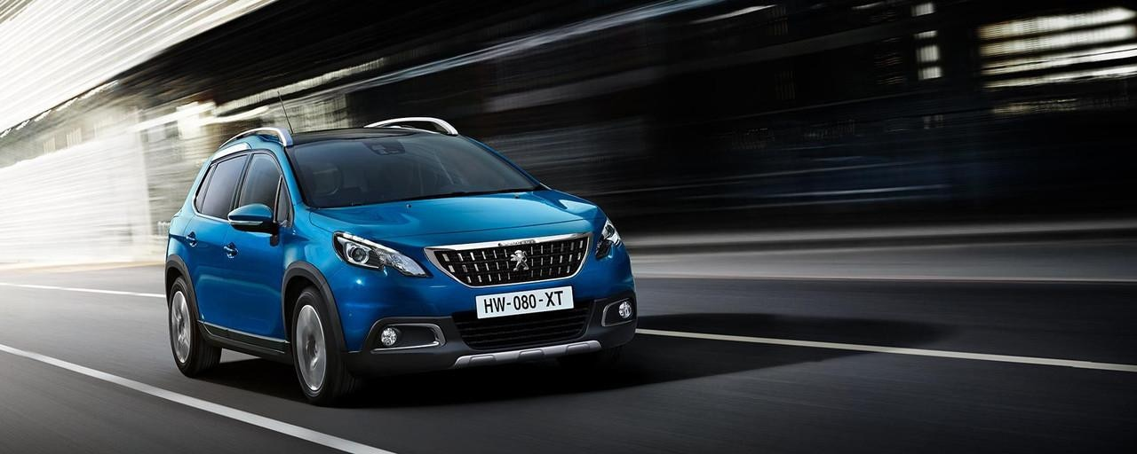 PEUGEOT 2008 SUV, a compact SUV