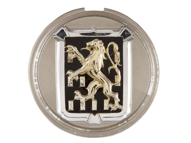203が、フランシュ\u003dコンテ州紋章のライオンをエンブレムに採用