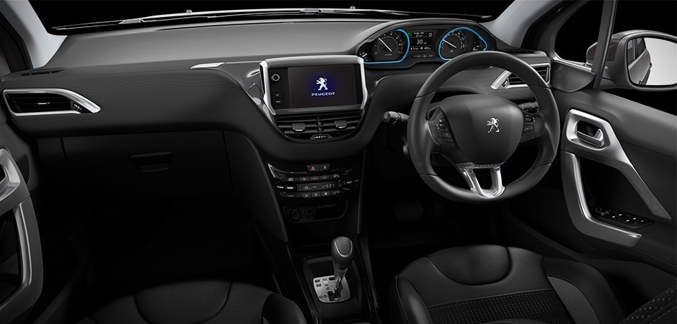 PEUGEOT 2008 SUV: PEUGEOT i-Cockpit® and 3D connected navigation with voice recognition