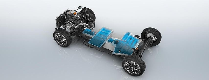New  Peugeot e-2008 electric SUV: electric platform