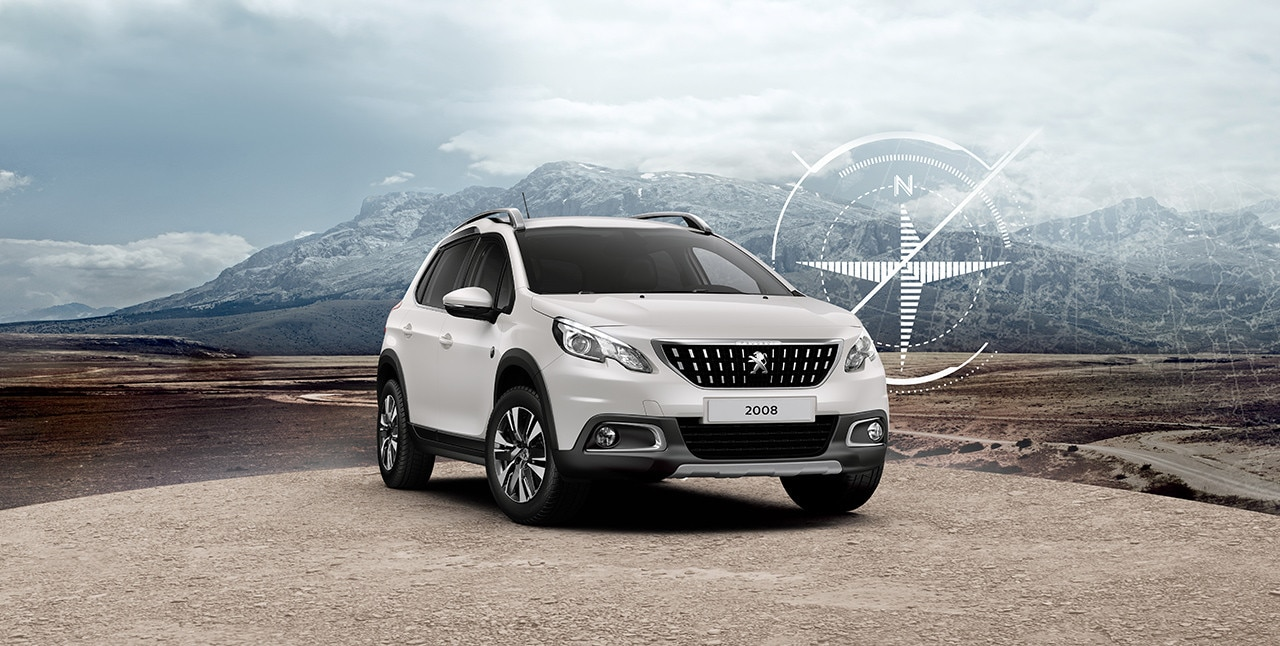 NEW SUV PEUGEOT 2008 CROSSCITY