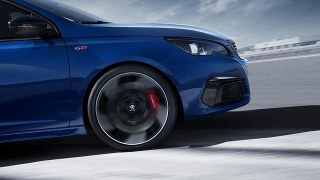 PEUGEOT 308 GTi by PEUGEOT SPORT - 19-inch Carbon rim