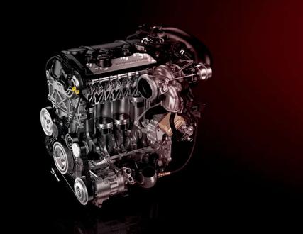 PEUGEOT 308 GTi by PEUGEOT SPORT - PureTech 263 S&S BVM6 petrol engine