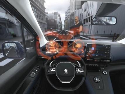 PEUGEOT VR