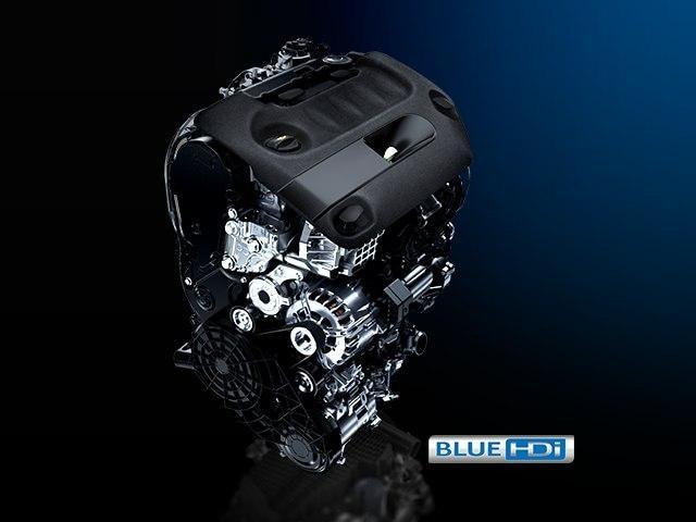 2.0L BlueHDi 180ps クリーンディーゼルエンジン