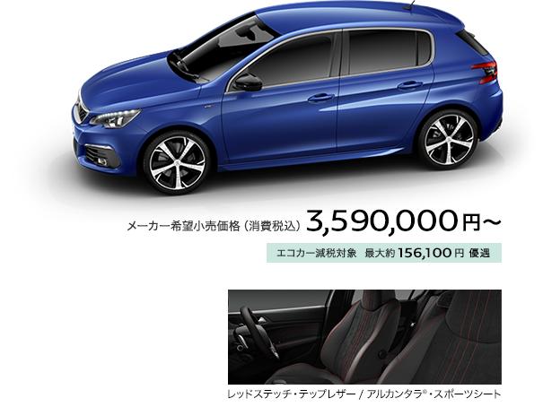 308 GT BlueHDi
