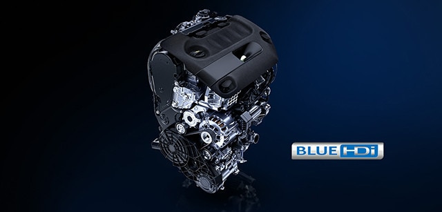 2.0L BlueHDi 180ps DIESEL ENGINE