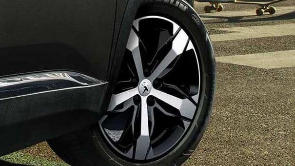 "New PEUGEOT 3008 SUV - 19"" San Francisco wheel rims"