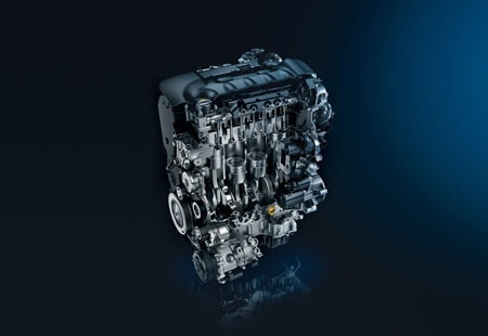 2.0L BlueHDi 180ps CLEAN DIESEL ENGINE