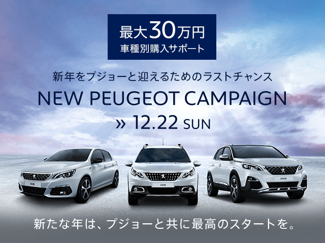 NEW PEUGEOT CAMPAIGN