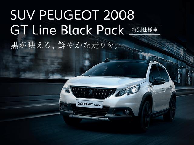 2008 gtline black pack