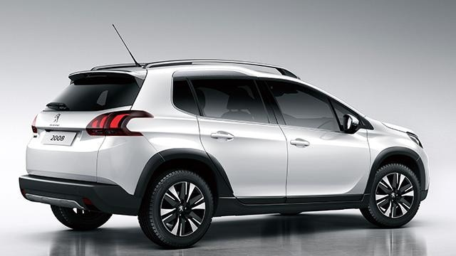 NEW PEUGEOT COMPACT SUV